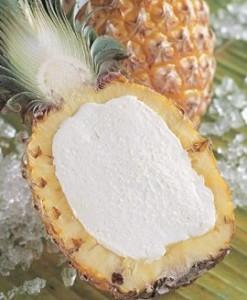 Pineapple ripieno